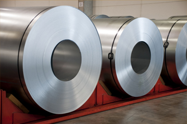 Rolls of Raw Metal | Metro Metals USA
